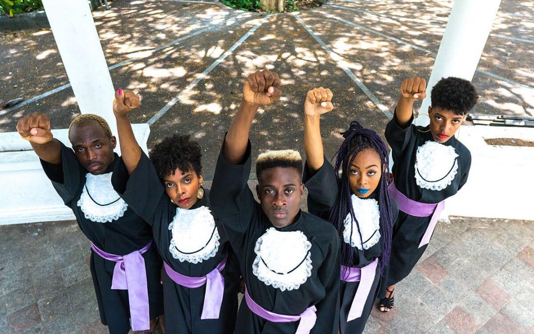 Juventudes que têm Cor-Agem – Expressões do Movimento de Juventude Negra em Salvador