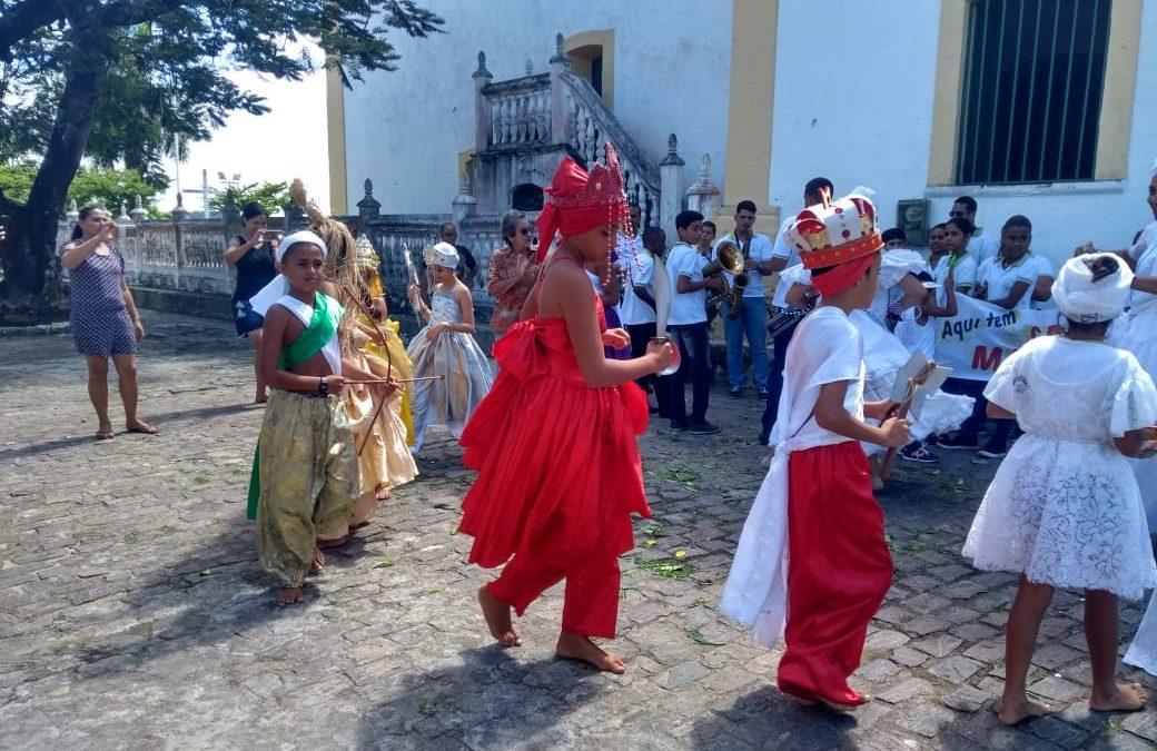 O Racismo Religioso na Educação Básica Brasileira