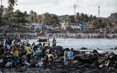 Petróleo nas praias do Nordeste: Entenda os detalhes de um dos maiores crimes ambientais do mundo