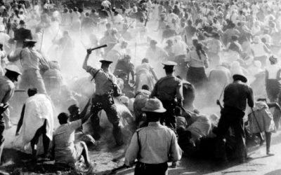No Brasil Sharpeville Acontece Todos os Dias