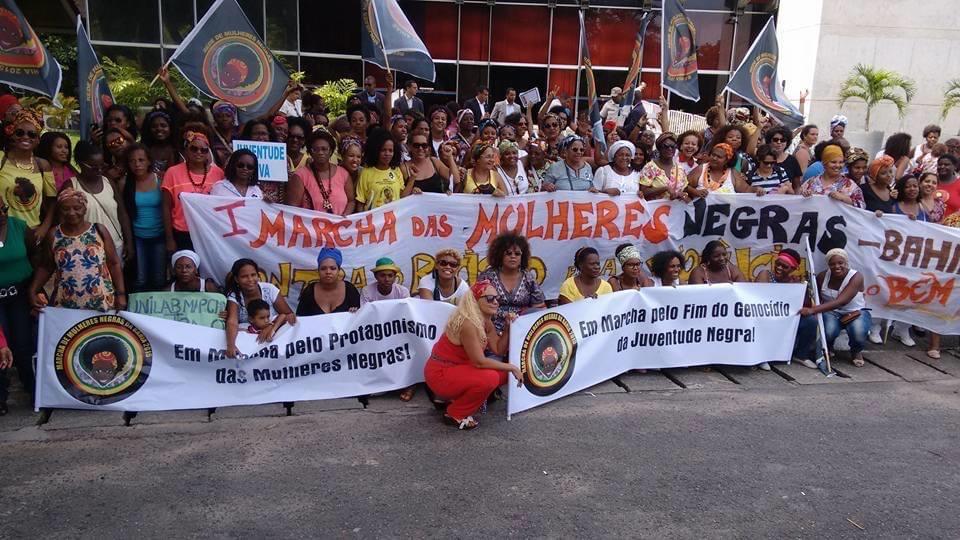 Surpresa nenhuma na Província da Bahia