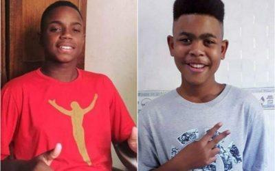 Mataram mais um de nossos filhos: morte ao racismo!