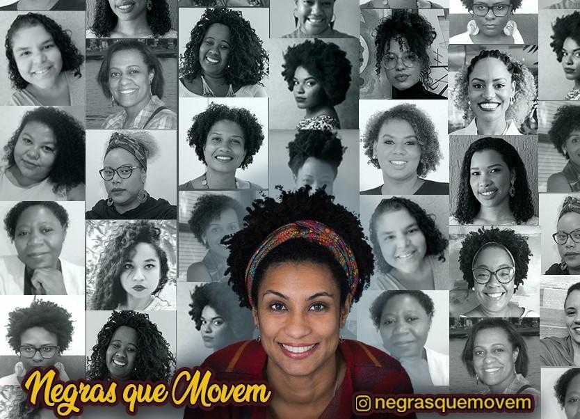 Campanha inspirada em Taís Araújo e Marielle Franco une mulheres negras ao redor do país