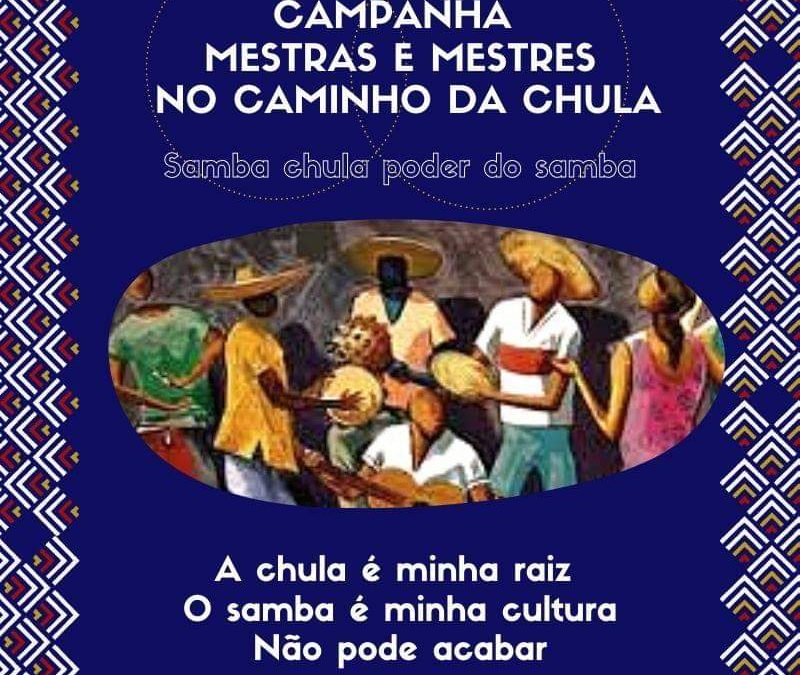 Grupos de Samba Chula da Bahia lançam campanha de financiamento coletivo