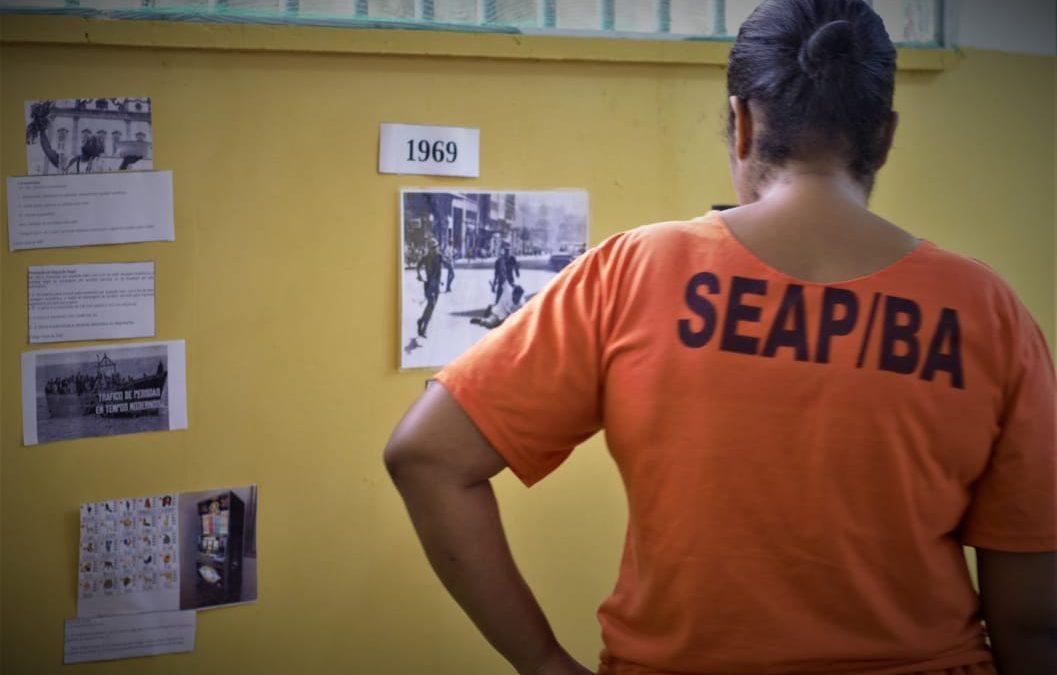 AATR lança cartilha sobre mulheres e sistema prisional na Bahia