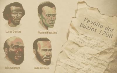 Nossos Passos vem de longe: ecos dos manuscritos de Búzios – 1798