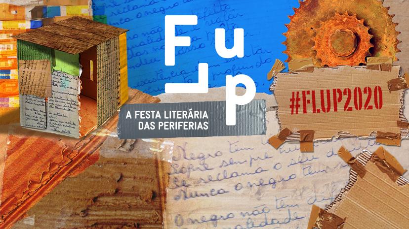 FLUP 2020: da periferia carioca para o mundo