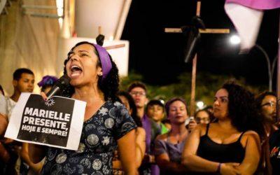 Passos firmes e curtos de mulheres negras dão novo tom à política no Rio Grande do Norte
