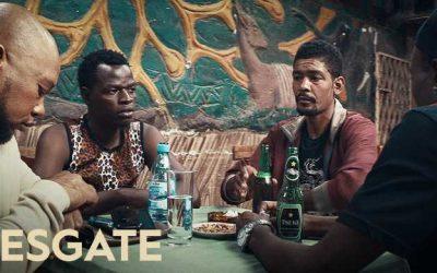 Uma leitura sobre Resgate, primeiro filme de país africano de língua oficial portuguesa a integrar a Netflix