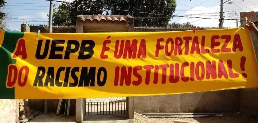 Movimento Negro de Campina Grande faz Manifesto em Defesa das Cotas