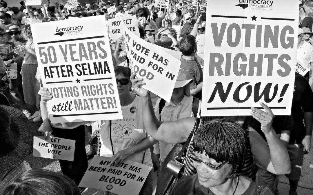 De 1800 a 2020 – Mulheres negras lideraram a luta pelo direito ao voto universal nos EUA