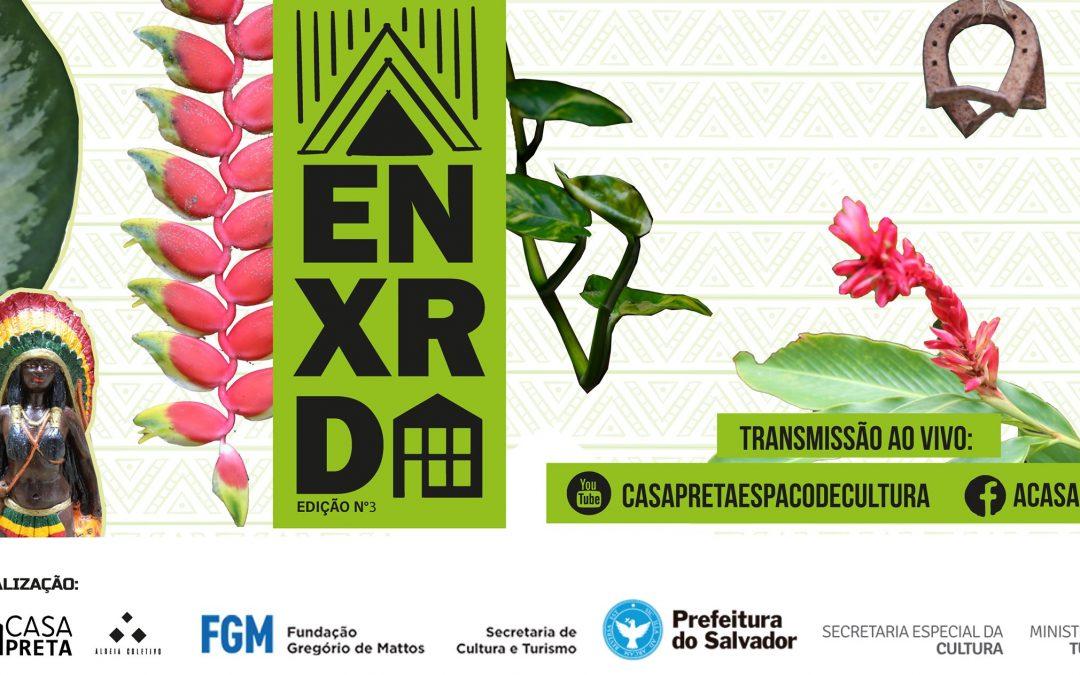 DJ DMT e o Trio Los Perifas se apresentam em live no projeto Enxurrada Casa Preta III