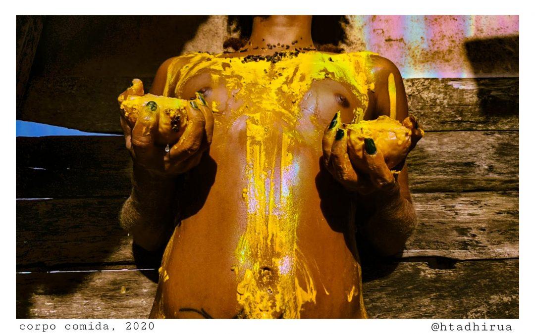 Evento sobre futurismos e cultura negro-indígena seleciona fotoperformances para exposição virtual
