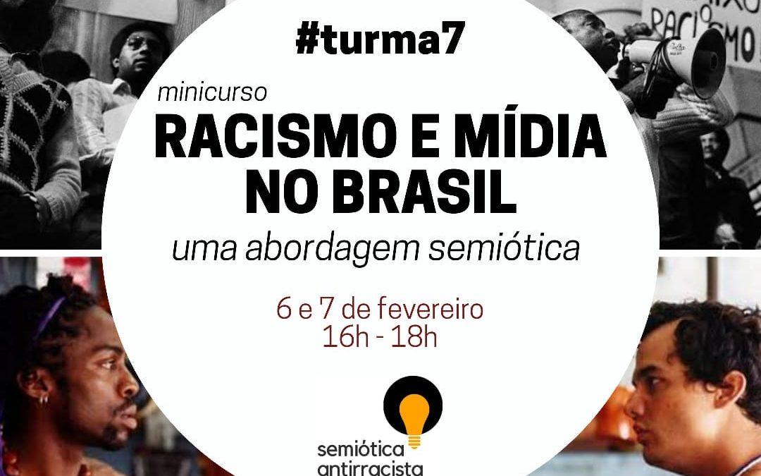 Curso sobre Semiótica e Racismo na Mídia abre turma para fevereiro