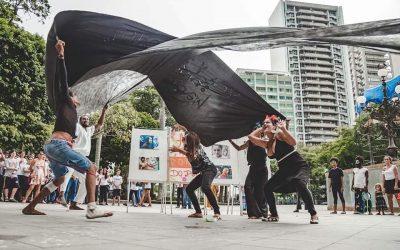 Bairros da periferia de Salvador  viram museus de artes públicas