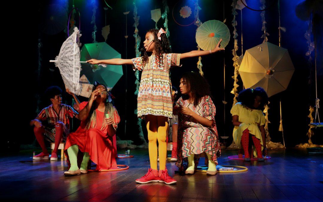 Projeto Calu Brincante produz série de ações ligadas à tradição da cultura negra para público infanto-juvenil