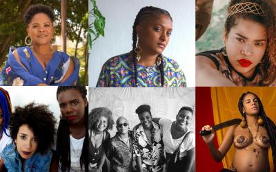 Festival Batida das Pretas fortalece a cena de mulheres negras e indígenas na música