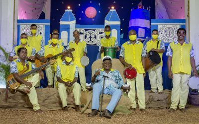 Samba de Roda do Recôncavo lança o seu primeiro álbum visual