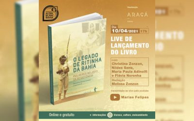 Livro homenageia Mestra Ritinha, pioneira da capoeira angola na Bahia