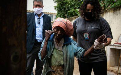 Idosa é resgatada em situação análoga à escravidão em Guaratiba, Rio de Janeiro