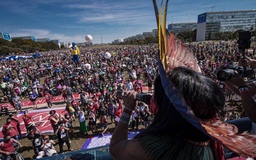 Julgamento sobre demarcação de terras indígenas é marcado para 30 de junho