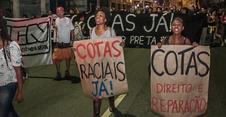 Movimento Negro protocola Projeto de Lei de Cotas Raciais nos concursos públicos de Maceió