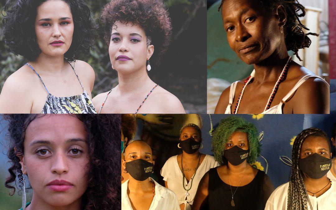 Dupla Cocriadoras lança websérie musical com artivistas baianas