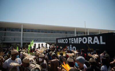 STF suspende mais uma vez julgamento do marco temporal sobre terras indígenas