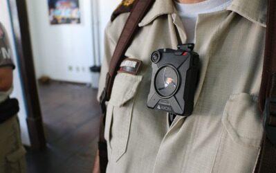 Secretaria de Segurança inicia testes com câmeras nos uniformes da Polícia Militar da Bahia