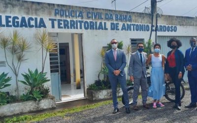 Coordenadora de educação quilombola de Antônio Cardoso (BA) sofre racismo religioso durante curso de extensão