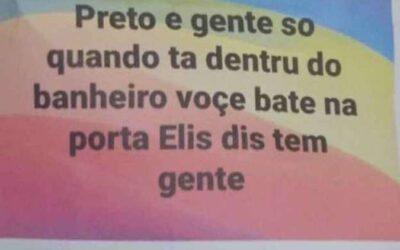 Polícia Civil indicia homem por publicação racista no Facebook em Minas Gerais