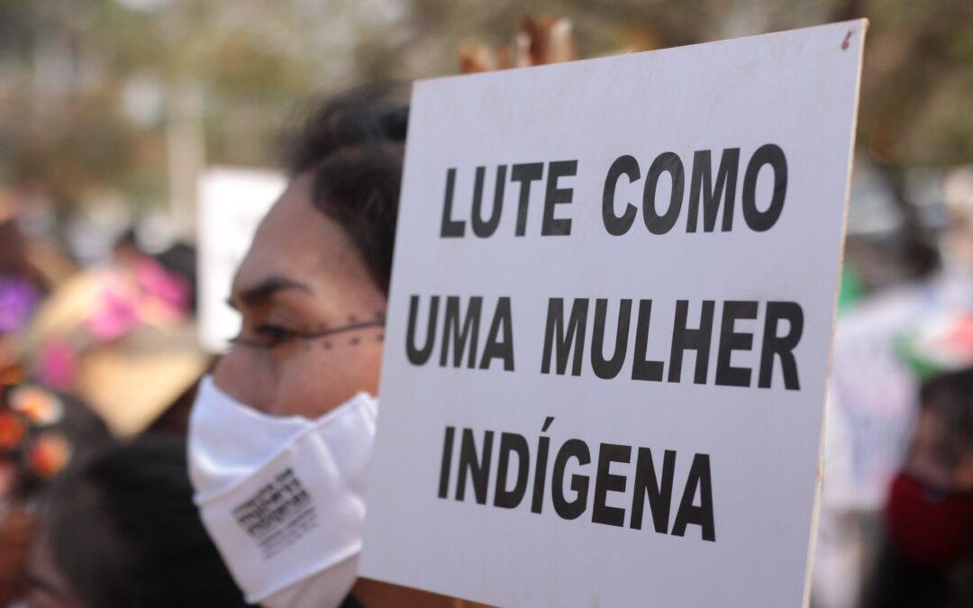 Em meio a intimidações, 2ª Marcha das Mulheres Indígenas reafirma a luta em defesa dos seus territórios