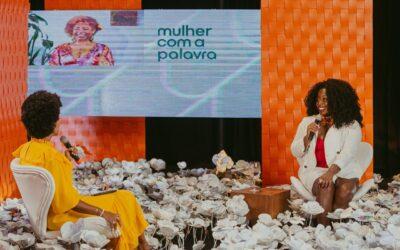 Projeto Mulher com a Palavra recebe Carla Akotirene e Sônia Guimarães