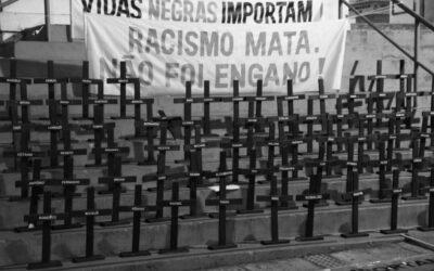 No Brasil 77% dos homicídios são cometidos contra pessoas negras, mostra Atlas da Violência